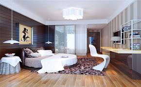三室一厅一卫简约风格装修效果图