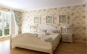 田园风格室内房屋装修效果图