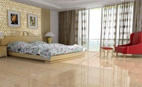三室一厅一卫田园卧室装修设计图