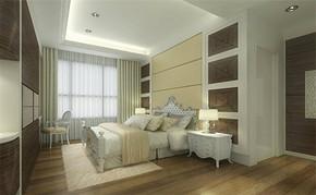 三室一厅一卫简约风格装修设计图