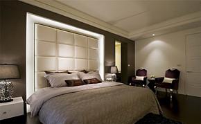 三室一厅一卫一厨简约卧室装修效果图