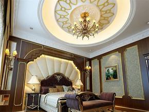 好看的欧式女生房间布置效果图