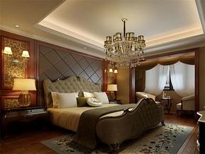 女生房间欧式风格装修效果图