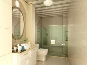 一居室小卫生间装修图片