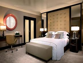 古典日式房子卧室装修图片
