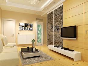 简约日式2016年最新客厅造型