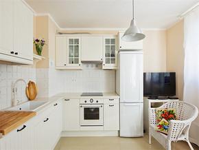 日式家居厨房装修效果图