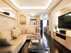 一居室新房户型设计装修效果图
