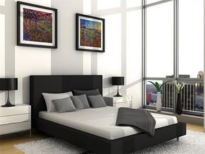 日式卧室简单装修效果图