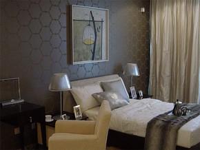现代女生房间的布置效果图
