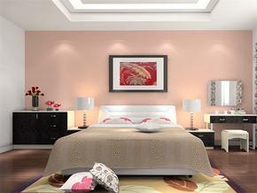 日式温馨新房卧室装饰设计