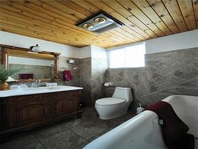 新古典主义混搭卫生间装修
