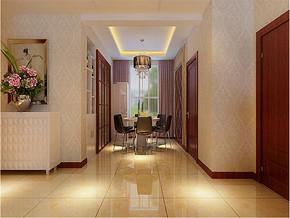 新古典风格两两室两厅餐厅装修效果图