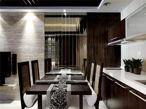 古典混搭家装餐厅室内装修图片