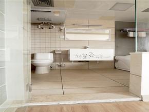 新古典混搭卫生间装修设计