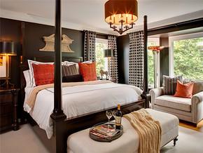 新古典主义混搭卧室装修