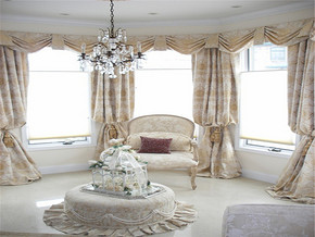 精致欧式阳台家居装饰设计
