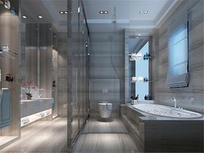 欧式新房整洁卫生间装修图片