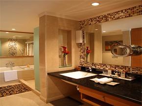 时尚欧式经典大气卫浴室装修