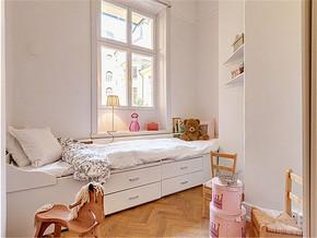 时尚简欧新房卧室装修图片