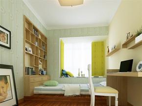 日式清新时尚榻榻米卧室装修风格