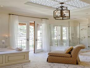 欧式整体卫浴家庭装修图片