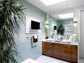 雅致欧式卫生间时尚新房装修图片