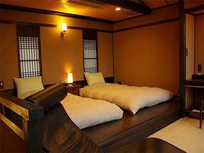 日式温馨简约卧室装修风格