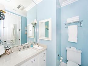 美式经典时尚卫浴家居装修效果图