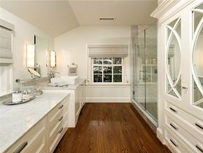 梦幻欧式卫生间房间设计实景图