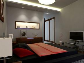 日式简约卧室装修风格