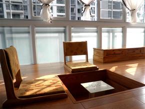 日式简约主义榻榻米装修案例