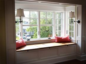 欧式田园一室客厅装修实景图