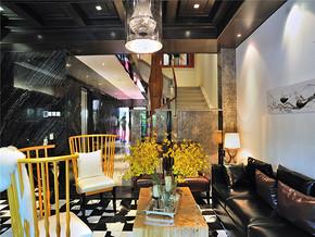 个性经典现代客厅别墅图片大全