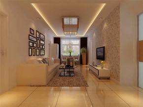 现代风格客厅室内装修图