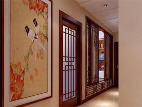中式风格装修效果图