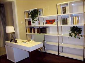 现代书房装修图片