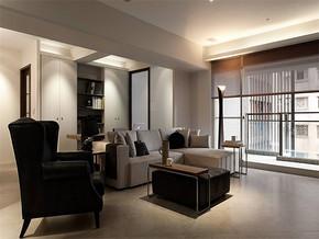 现代客厅家居室内装修设计