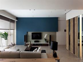 现代客厅家具设计装修图片