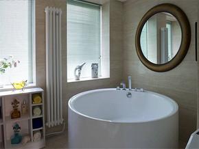 新古典风格洗浴室装修图片