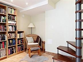 简约风格书房装修效果图