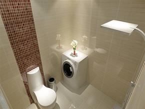 欧式卫生间装修效果图