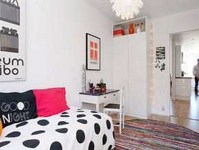 现代简约风格15平米卧室装修