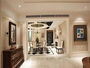 现代简约风格家居餐厅装修设计