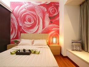 现代风格女孩的房间图片
