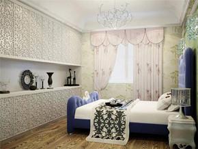 现代简约风格15平方米卧室装修