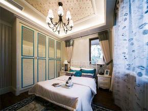 现代风格女孩房间的装修图片