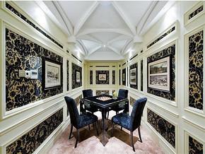 现代古典风格休闲室装修效果图