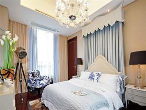 现代风格女孩房间设计效果图