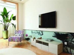 现代简约风格小客厅沙发装修效果图